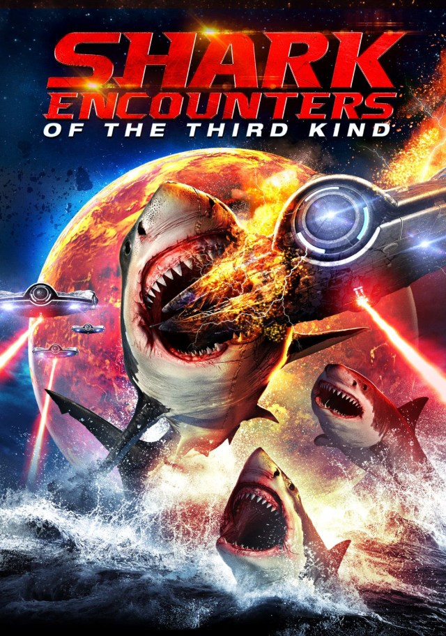 [News] SHARK ENCOUNTERS OF THE THIRD KIND on Digital Now!