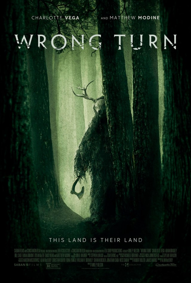 [Movie Review] WRONG TURN (2021)