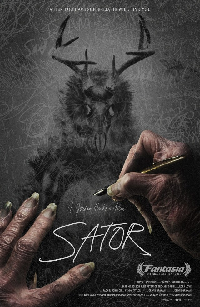 [News] SATOR - He Will Find You in Brand New Trailer