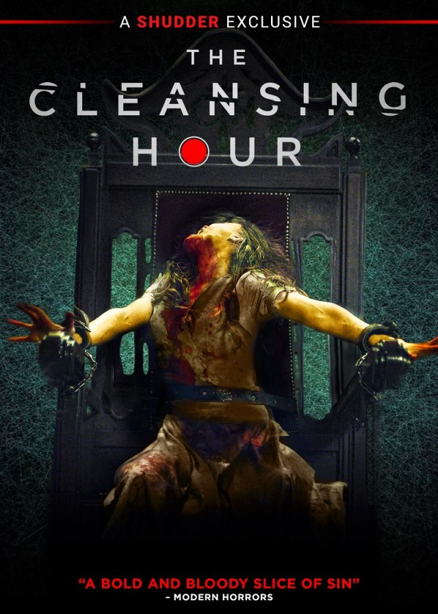 [News] THE CLEANSING HOUR Comes on VOD, Digital, & DVD January 19