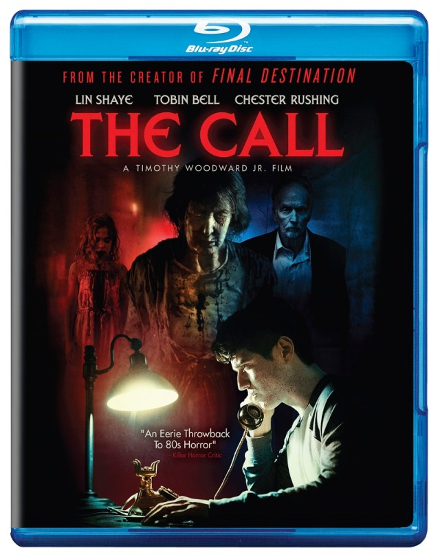 [News] THE CALL Arrives on Blu-ray & DVD December 15
