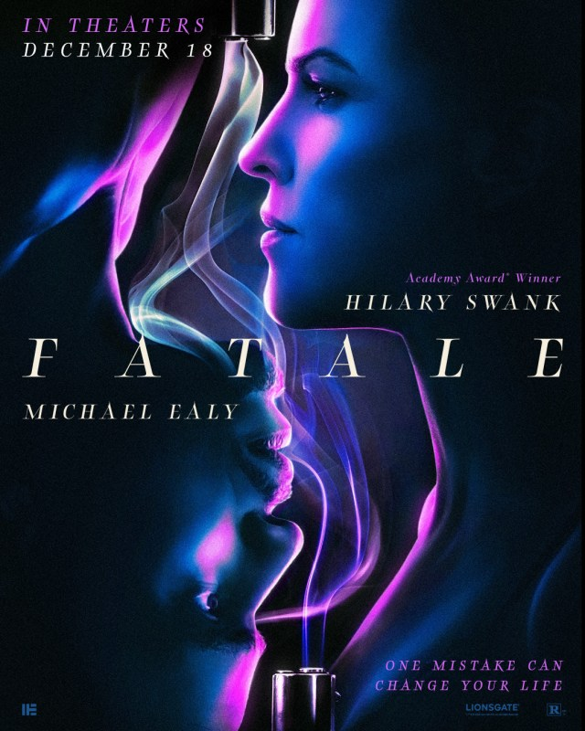 [Video Interview] Hilary Swank & Deon Taylor for FATALE