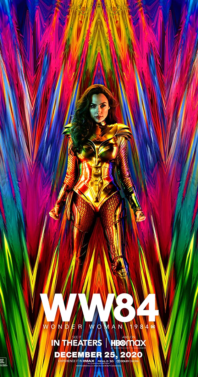 [Nightmarish Detour Review] WONDER WOMAN 1984