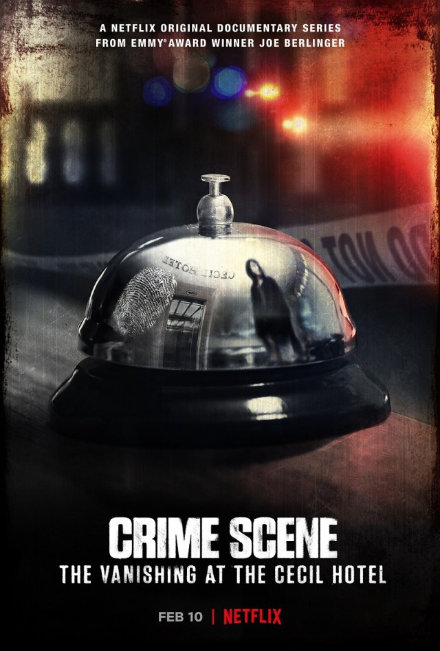 [News] CRIME SCENE: THE VANISHING AT THE CECIL HOTEL Trailer Debut
