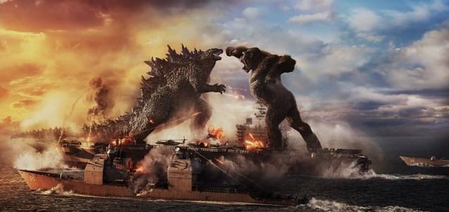 [News] GODZILLA VS. KONG Trailer Has Dropped!