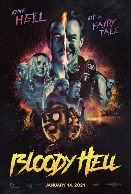 [Interview] Ben O'Toole and Meg Fraser for BLOODY HELL