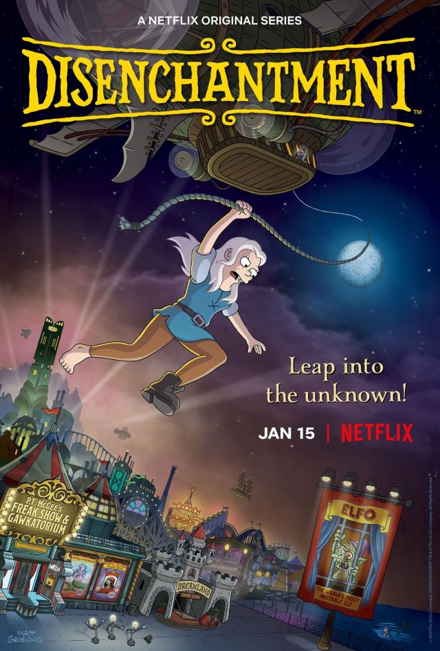 [Series Review] DISENCHANTMENT PART 3