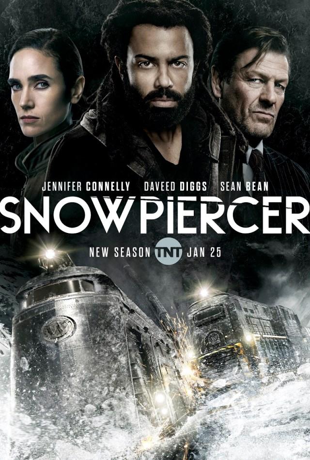 [News] SNOWPIERCER Season 2 Trailer Has Been Dropped!