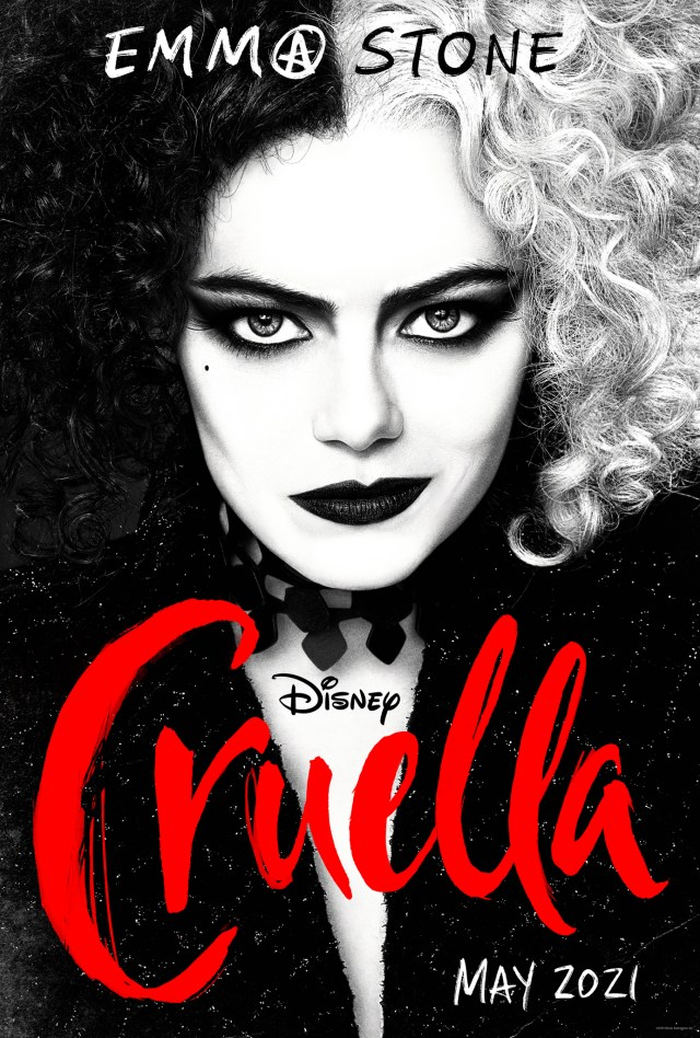 [News] CRUELLA - Check Out The First Official Trailer