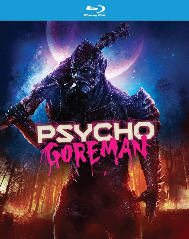 [News] PG: PSYCHO GOREMAN Arrives on DVD & Blu-ray March 16