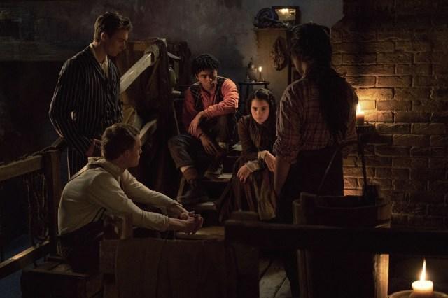 [News] THE IRREGULARS - Netflix Reveals Teaser For Dark Supernatural Series