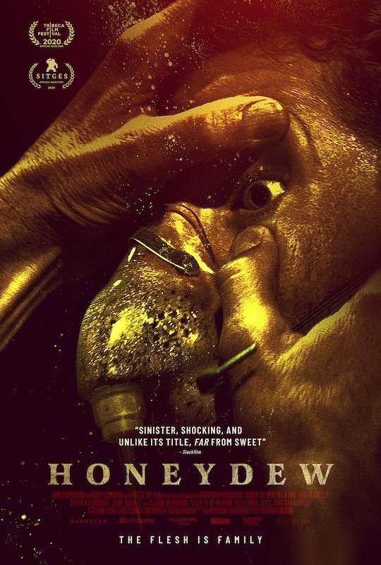 [News] Rural Horror HONEYDEW Arriving on VOD, Digital & DVD April 13