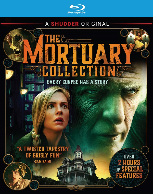 [News] Go Behind-The-Scenes of THE MORTUARY COLLECTION