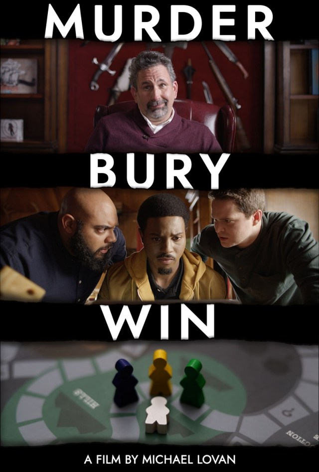 [News] MURDER BURY WIN Acquired By Gravitas Ventures, Trailer Unveiled