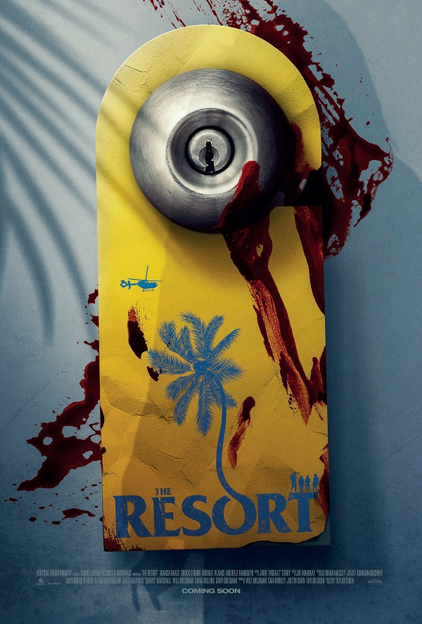 [News] THE RESORT Welcomes You with Blood in Latest Trailer