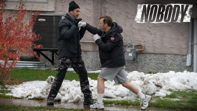 [News] NOBODY - See How Bob Odenkirk Trained For Latest Role