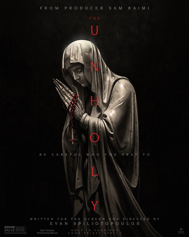 [Movie Review] THE UNHOLY