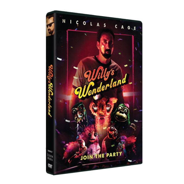 [News] WILLY'S WONDERLAND Arrives on Blu-ray & DVD April 13