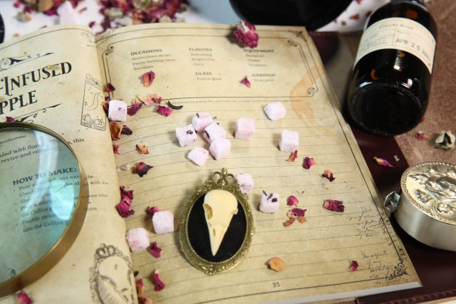 [Article] Inside HBO's THE NEVERS Custom Penance's Curiosities & Cocktail Compendium