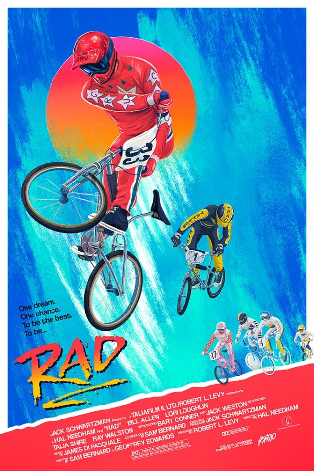 [Blu-ray/DVD Review] RAD
