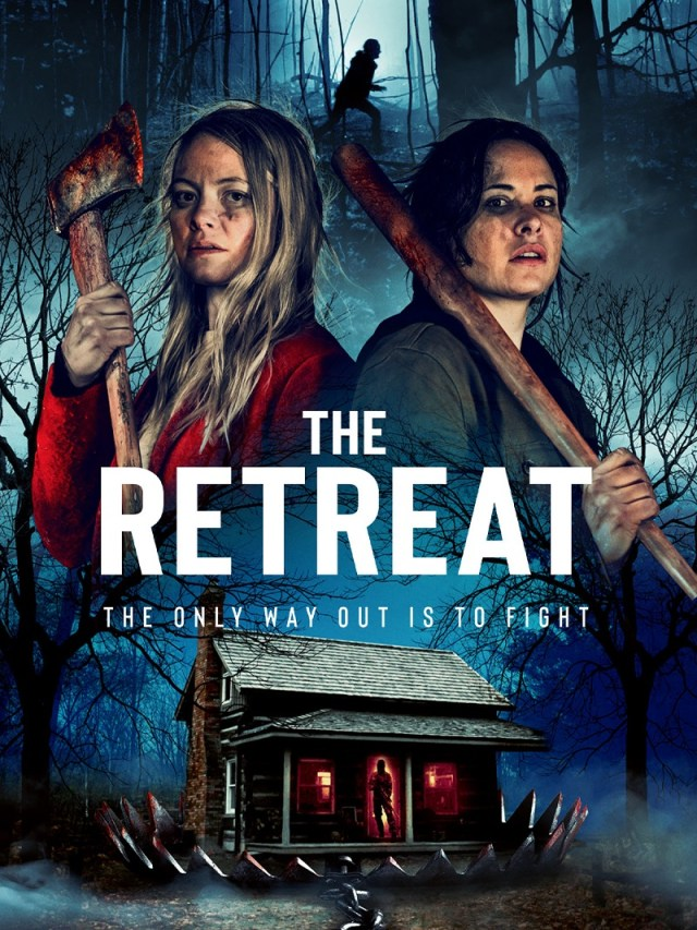 [News] THE RETREAT - The Only Way Out is to Fight in This Trailer