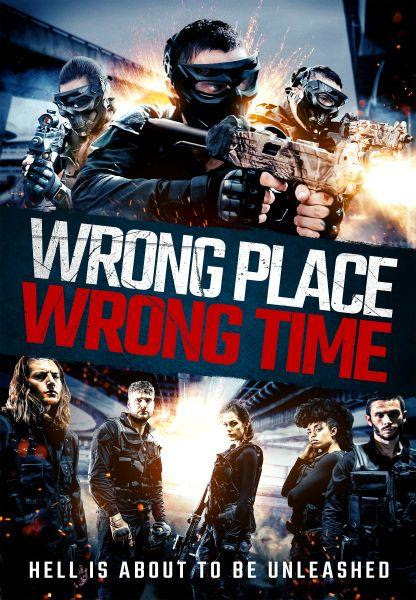 [News] WRONG PLACE WRONG TIME Arrives This May!