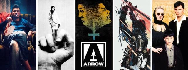 [News] ARROW Announces May SVOD Lineup
