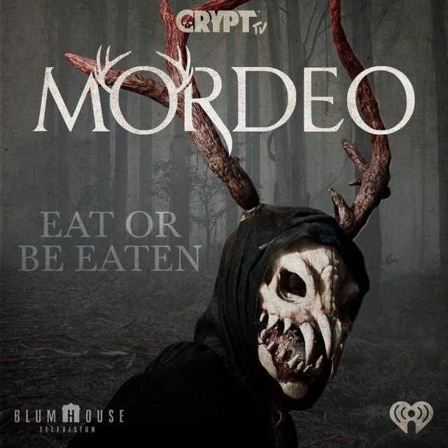 [News] Thriller Podcast MORDEO Debuts June 2 from Blumhouse TV, iHeartMedia & Crypt TV