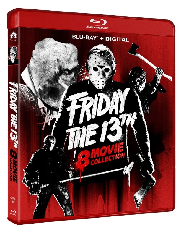 [News] FRIDAY THE 13th 8-MOVIE COLLECTION Blu-ray Arrives August 10!