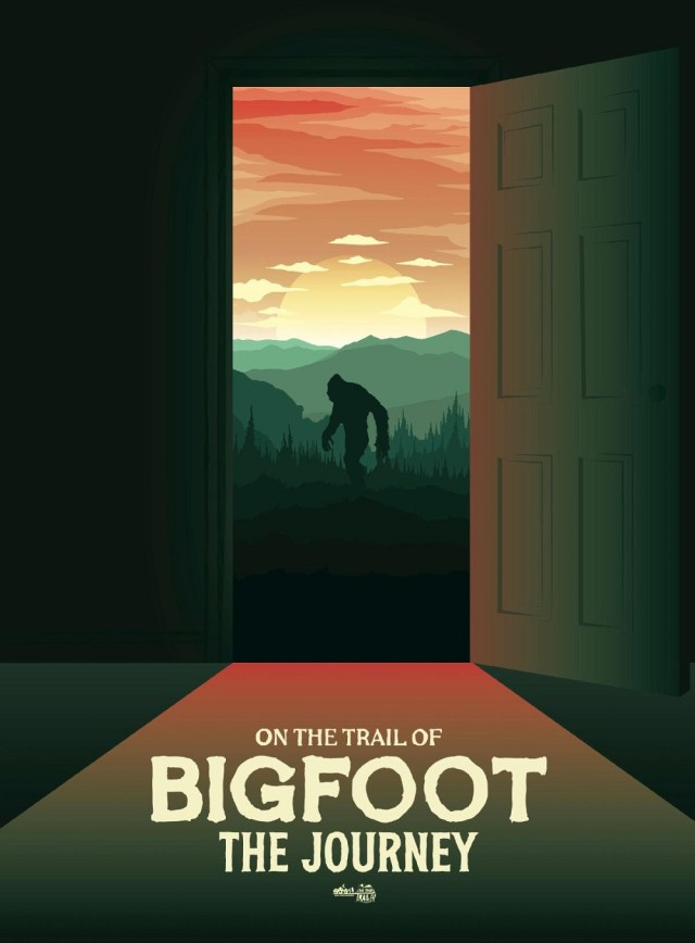 [News] Go ON THE TRAIL OF BIGFOOT: THE JOURNEY This June!