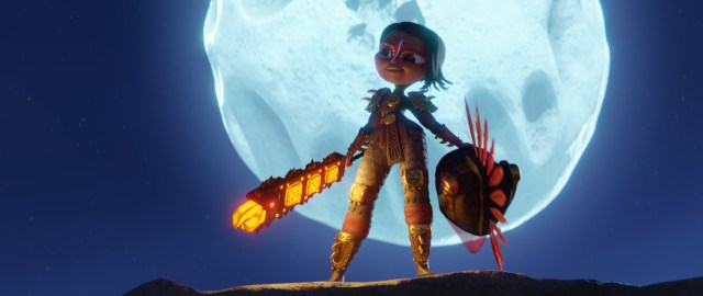 [News] MAYA AND THE THREE - Get a First Look at Latest From Jorge R. Gutiérrez