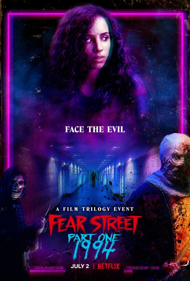 [News] Take in the FEAR STREET PART 1: 1994 Trailer!