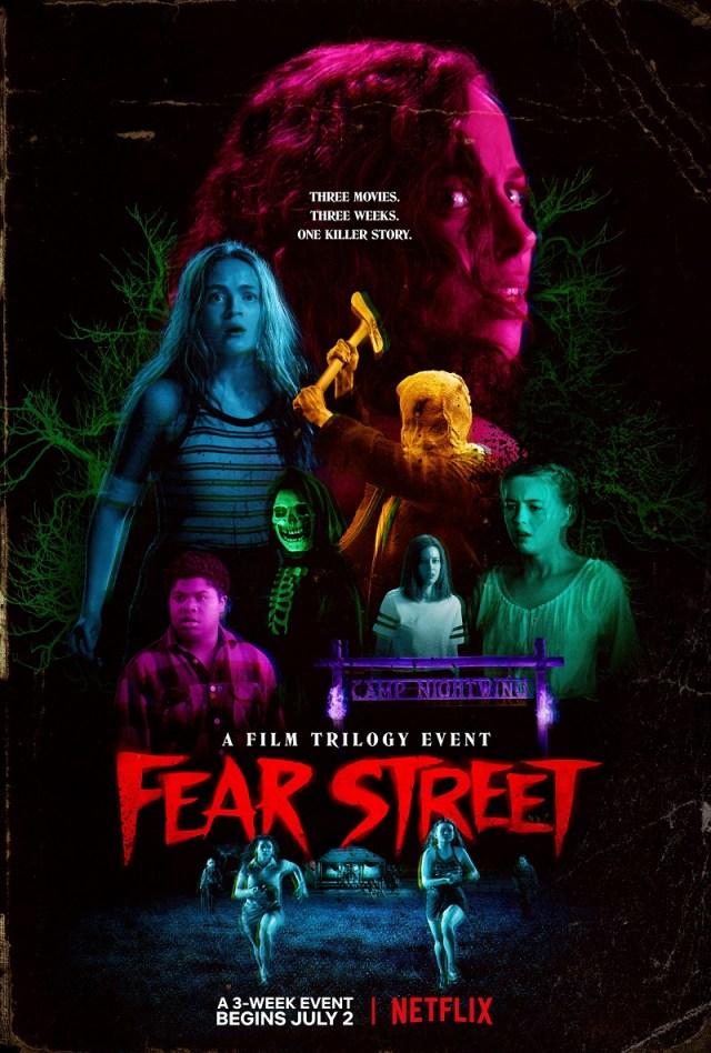 [Interview] Julia Rehwald for FEAR STREET