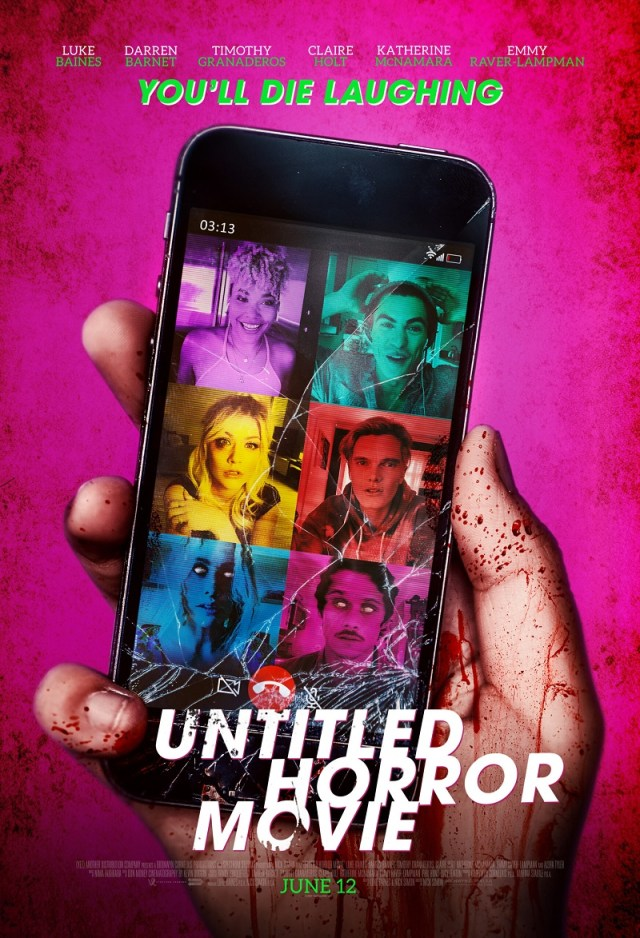 [Movie Review] UNTITLED HORROR MOVIE