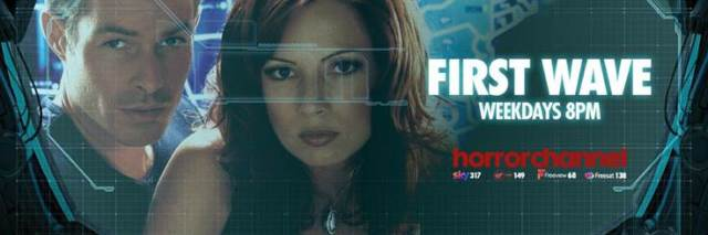 [News] Horror Channel Adds FIRST WAVE to its Weekday Evening Sci-Fi Zone
