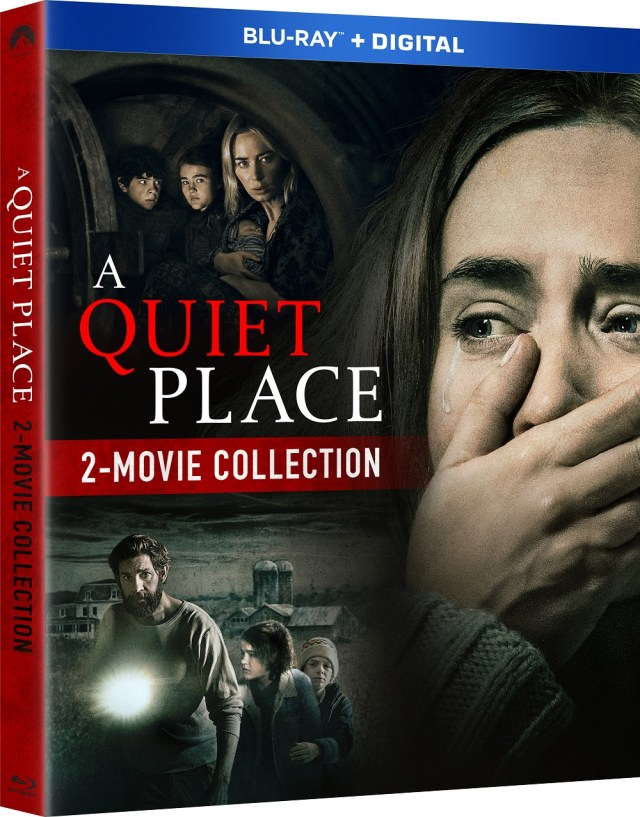 [News] A QUIET PLACE: PART II Arrives on Digital Tomorrow!