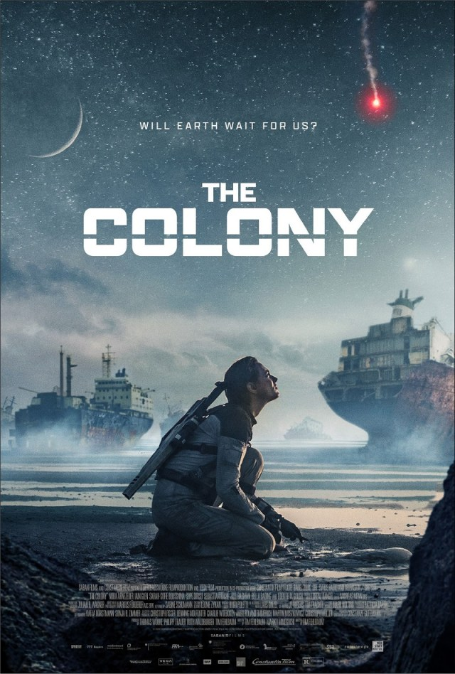[News] THE COLONY Arrives on VOD & Digital August 27