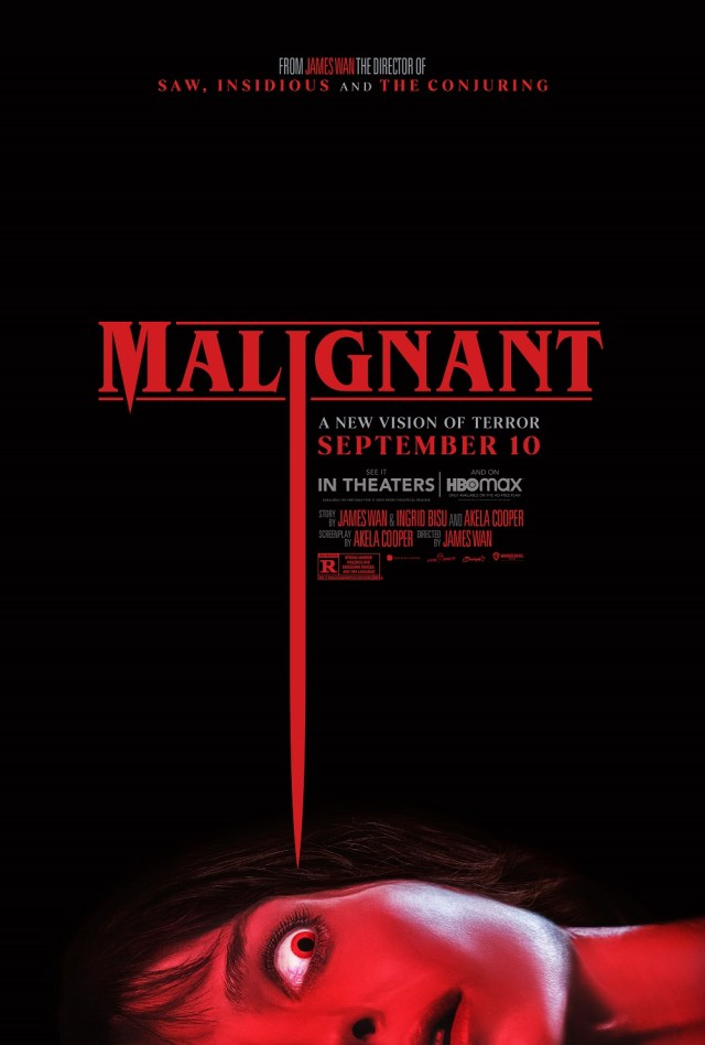 [News] James Wan's MALIGNANT Trailer Has Dropped