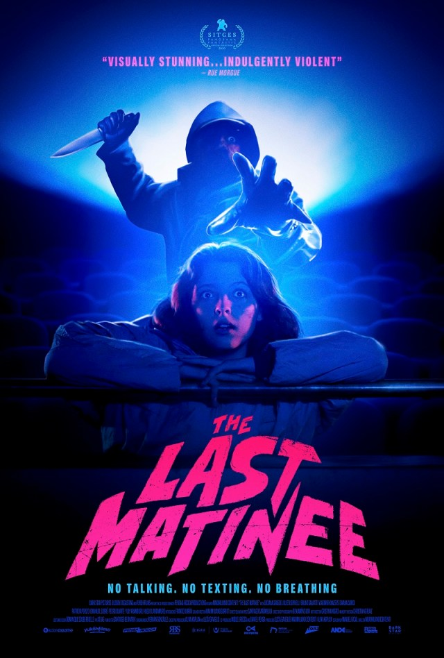 [News] THE LAST MATINEE Has Begun in Latest Trailer