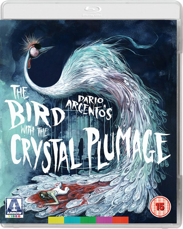 [Blu-ray/DVD Review] THE BIRD WITH THE CRYSTAL PLUMAGE