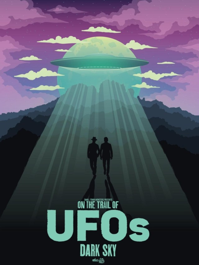 [News] ON THE TRAIL OF UFOS: DARK SKY Lands on VOD August 3