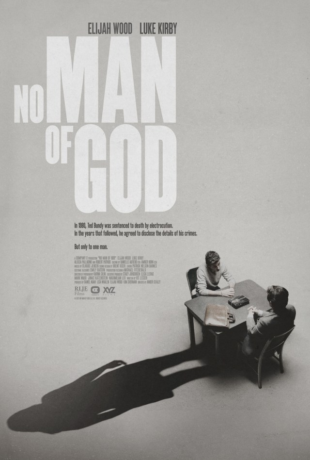 [News] Elijah Wood and Luke Kirby Face Off in NO MAN OF GOD Trailer