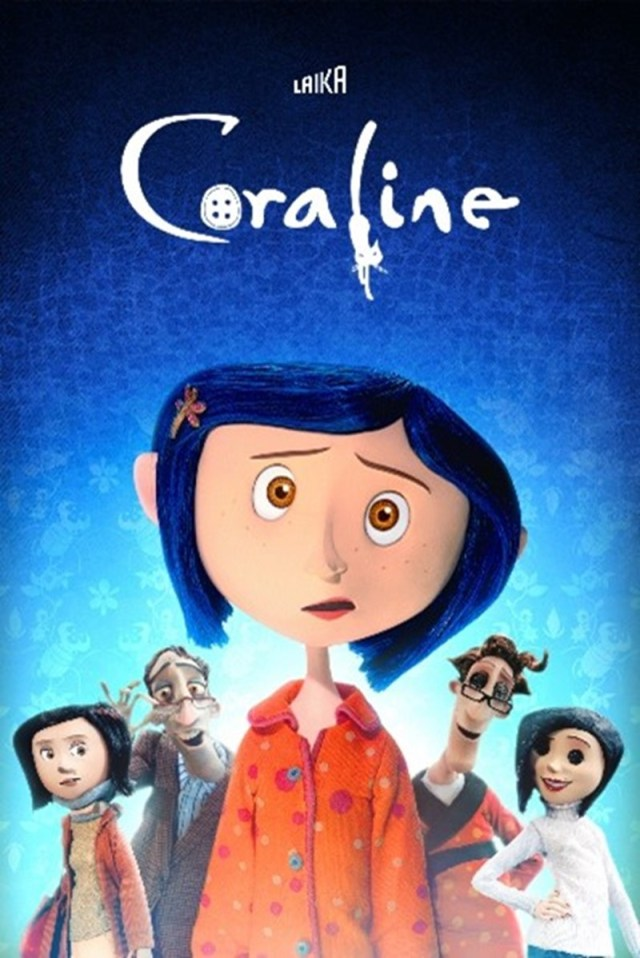 [News] CORALINE and PARANORMAN Return to the Big Screen