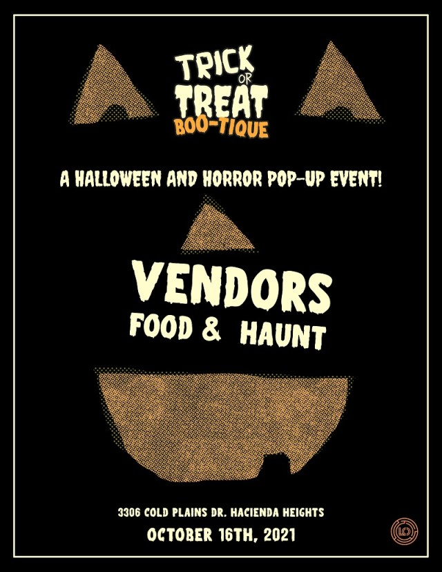 [News] Lights OUT Haunt Productions Presents Trick or Treat Boo-tique & Lights OUT: October