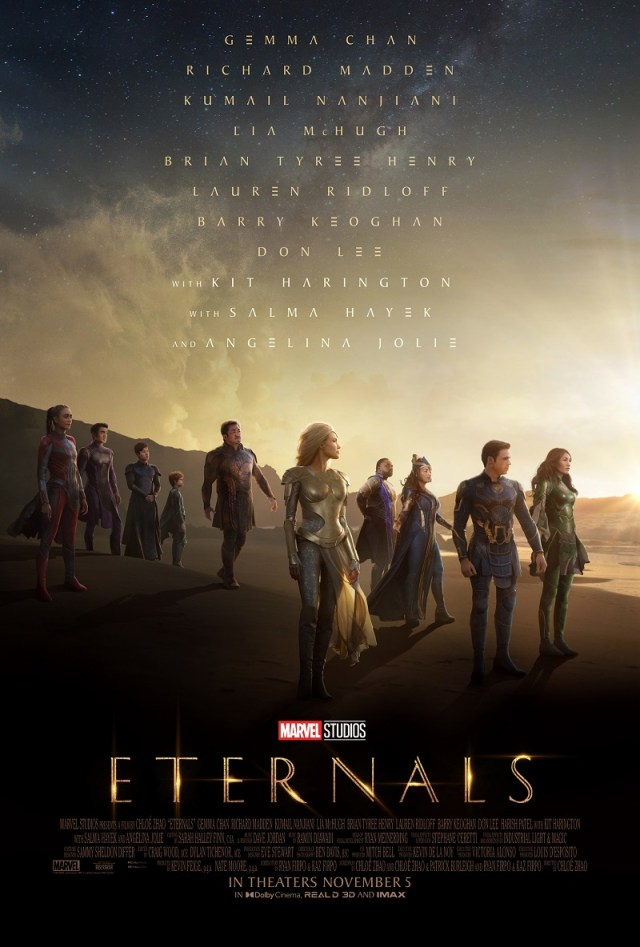 [News] THE ETERNALS - The Final Trailer Has Landed!