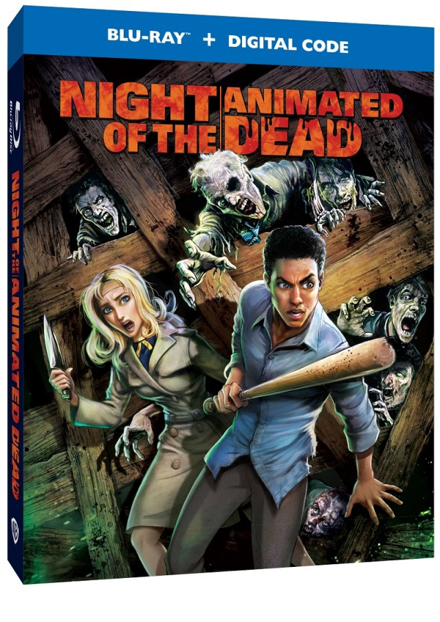 [News] Trailer for NIGHT OF THE ANIMATED DEAD is Here!