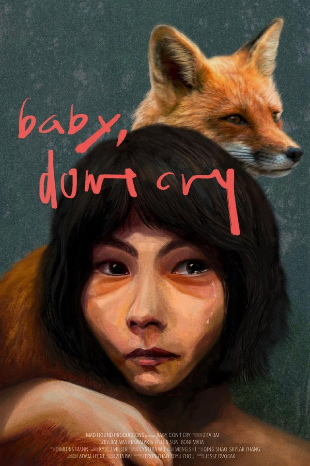 [Fantasia 2021 Review] BABY, DON'T CRY