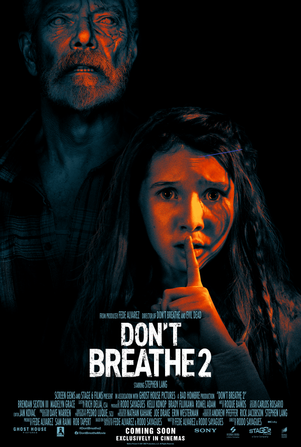 [Movie Review] DON'T BREATHE 2