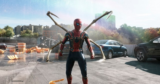 [News] SPIDER-MAN: NO WAY HOME Teaser Has Dropped!