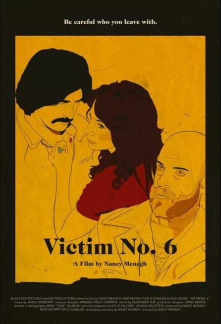 [Fantasia 2021 Review] VICTIM NO. 6